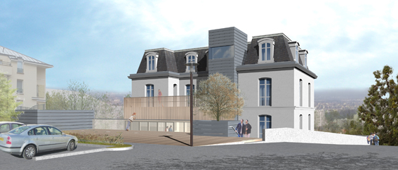 Jean-Michel Lusso & Yves Laurent - Architectes - Les Lilas